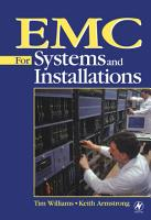 EMC for Systems and Installations PDF