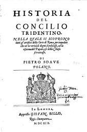 Historia del Concilio Tridentino