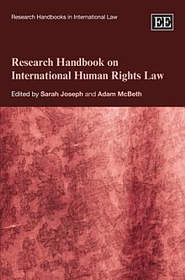 Research Handbook on International Human Rights Law PDF