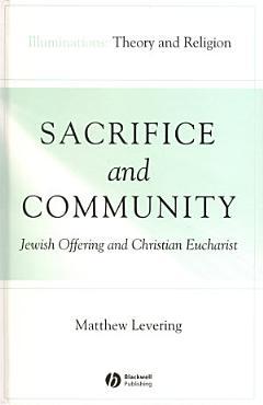 Sacrifice and Community PDF