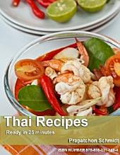 Thai Recipes Ready in 25 minutes