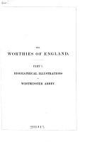 The Worthies of England PDF