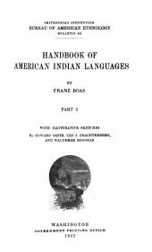 Handbook of American Indian Languages: Issue 2