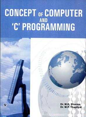 Concept of Computer and C Programming PDF