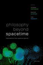 Philosophy Beyond Spacetime