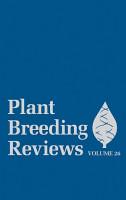 Plant Breeding Reviews PDF