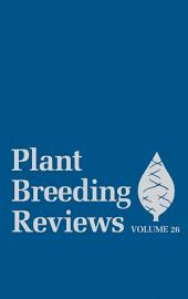 Plant Breeding Reviews: Volume 70