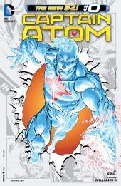 Captain Atom (2012-) #0