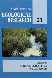 Advances in Ecological Research: Volume 21