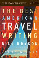 Download The Best American Travel Writing 2000 Book