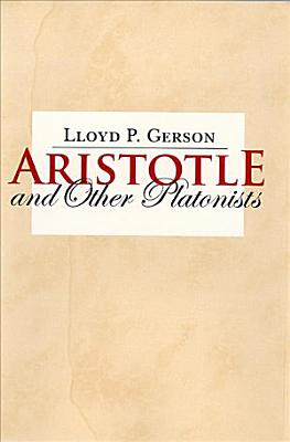 Aristotle and Other Platonists PDF