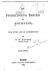 The Prometheus bound of Æschylus
