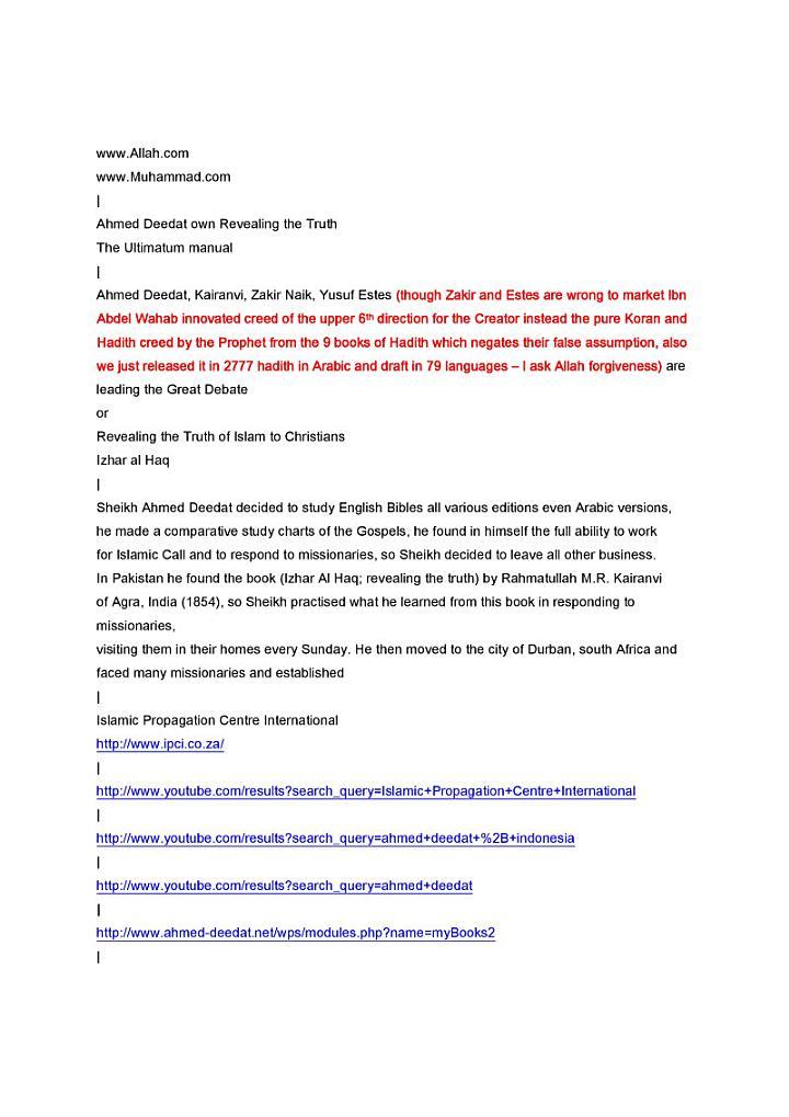Ahmed-Deedat-Revealing-the-Truth-the-Ultimatum-Manual