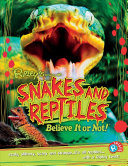 Ripley Twists PB: Snakes and Reptiles