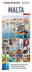 Insight Guides Flexi Map Malta