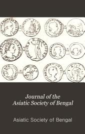 Journal of the Asiatic Society of Bengal: Volume 1