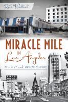 Miracle Mile in Los Angeles PDF
