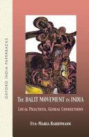 The Dalit Movement in India PDF