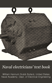 Naval electricians' text book