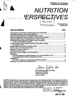 Nutrition Perspectives PDF