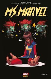 Miss Marvel: Dégâts par seconde
