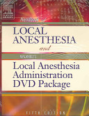 Handbook of Local Anesthesia PDF