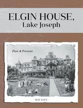 Elgin House  Lake Joseph PDF