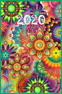 Orange Circle Studio 2020 Monthly Planner