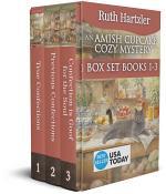 Amish Cupcake Cozy Mystery Box Set Book 1-3