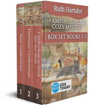 Amish Cupcake Cozy Mystery Box Set Book 1 3