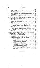 Fürsten und Völker von Süd-Europa im sechzenten und siebzehnten Jahrhundert: vornehmlich aus ungedruckten Gesandtschafts-Berichten