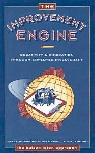 Improvement Engine Book