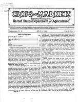 Crops and Markets PDF