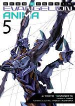 Neon Genesis Evangelion: ANIMA (Light Novel) Vol. 5