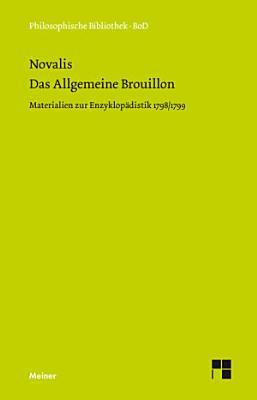 Das allgemeine Brouillon PDF