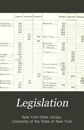 Legislation: Issues 11-15