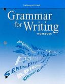 Grammar for Writing PDF