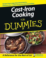 Cast Iron Cooking For Dummies Book PDF
