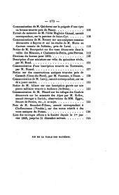 Bulletin de la Société Nationale des Antiquaires de France: 1868