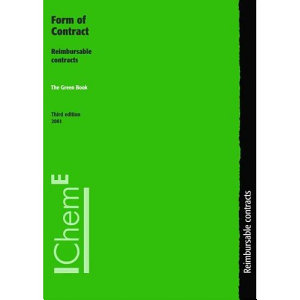 Form of Contract  Reimbursable Contracts  the International Green Book Book