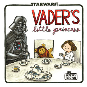 Vader s Little Princess Book