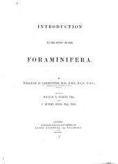 Introduction to the Study of the Foraminifera: Volume 32