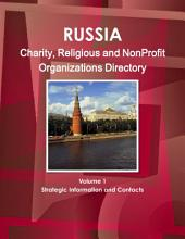 Russia Charity, Religious and Non Profit Organizations Directory
