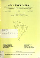 Amazoniana PDF