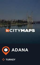 City Maps Adana Turkey