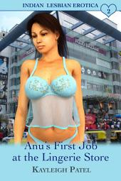 Anu's First Job at the Lingerie Store: Desi Sex Stories