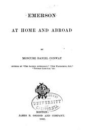 Emerson at Home and Abroad