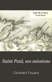 Saint Paul, ses missions