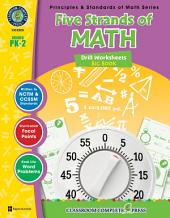 Five Strands of Math - Drills Big Book Gr. PK-2