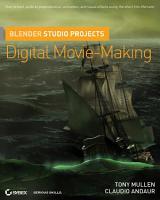 Blender Studio Projects PDF